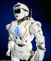NASA的超級英雄救援機器人「女武神」的命名及女性身型設計,挑戰了一般多以男性為超級英雄的性別刻板印象。